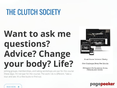 The Clutch Society – The Most Unique Lifestyle Membership On The...