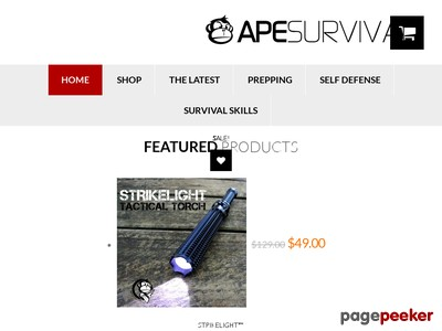 Give Away This Survival Kit And Earn 75% Commissions