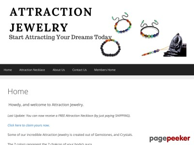 Attraction Necklace |