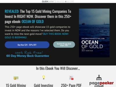 Gold Master Investing - Valuable Investment Reports For Free