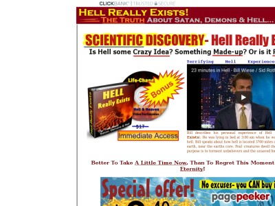 Demons, Satan and Hell really exist | Experiences of hell | Hell exist...