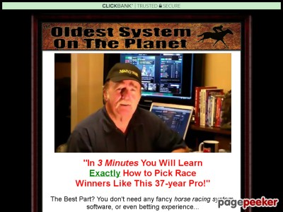 Horse Racing System | The Oldest System on the Planet