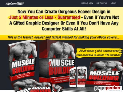 eBook Cover & eCover Maker - Online Cover Design Software