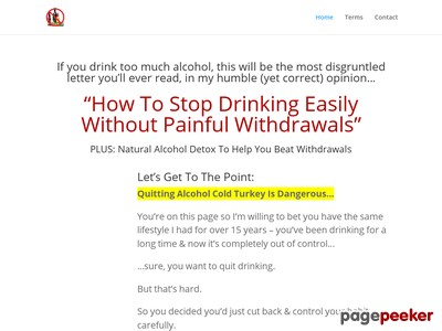 Quit Alcohol | How To Stop Drinking Alcohol