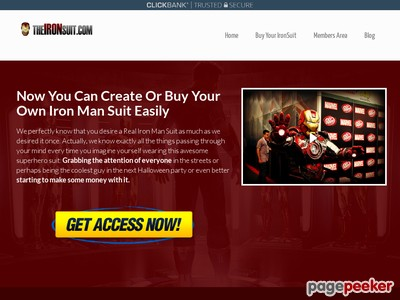 Buy Or Build The Iron Man Armor Costume (Real Iron Man Suit) — T...