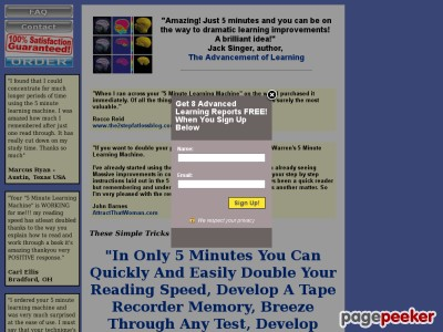 5 Minute Learning Machine: Doubling Your Power To Learn In Only 5 Minu...