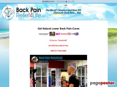 Back Pain Relief For Life |