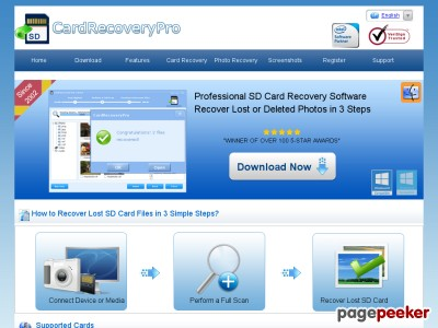 Best SD Card  Recovery Software - Since 2002 - CardRecoveryPro™