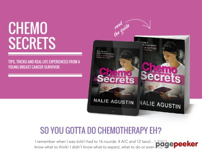 Chemo Secrets - Tips & Tricks From A Young Breast Cancer Survivor