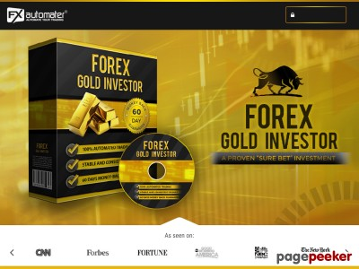 Forex GOLD Investor - THE OFFICIAL SITE