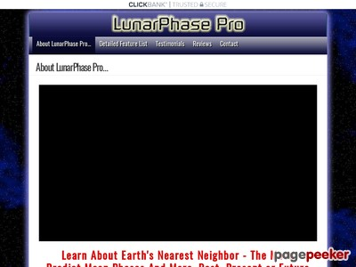 About LunarPhase Pro... -