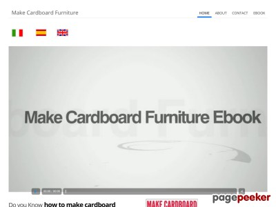 Make Cardboard Furniture - Do you Know how to make cardboard furniture...