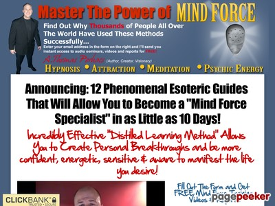 Mind Force Library-hypnosis,attraction,meditation & Psychic Energy