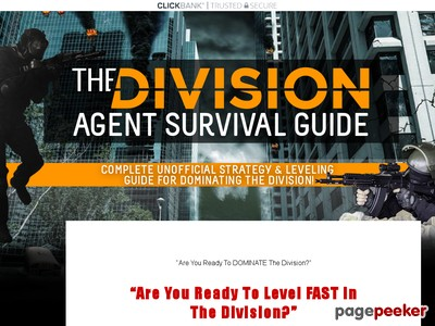 New Agent Survival Handbook - The Top Unofficial Guide For The Divisio...