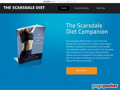 The Scarsdale Diet Companion - Scarsdale Diet - The Complete Scarsdale...