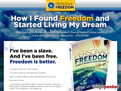 Personal Freedom