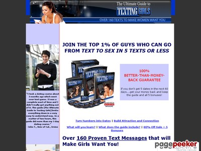 Texting Girls Guide! | 160 Proven Texts! | Rules For Texting Girls | T...