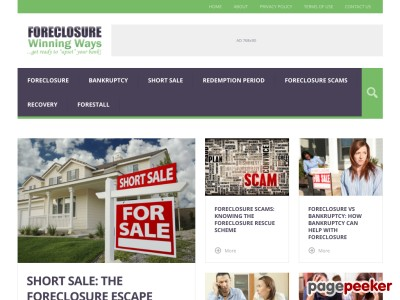 Fighting Foreclosure - Foreclosure Winning Ways
