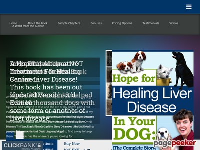 Hope for Healing Liver Disease in Your DogHope for Healing Liver Disea...