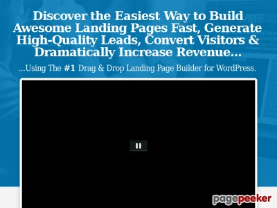 ProfitBuilder - The #1 Drag & Drop Marketing Page Builder for Word...