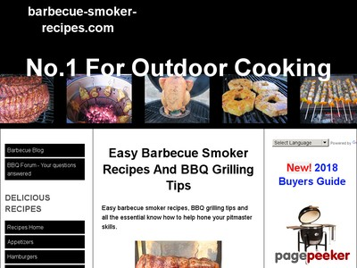 Homemade BBQ Smoker Plans