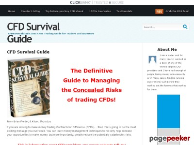 CFD Survival Guide: Contracts for Differerences and CFDs