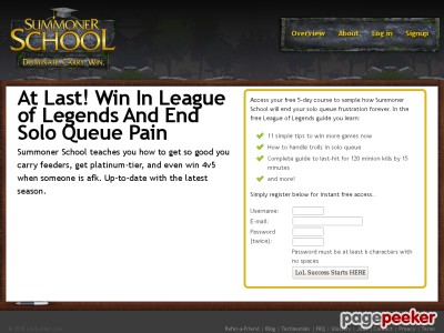 League of Legends Guide   LoL Strategy Guide