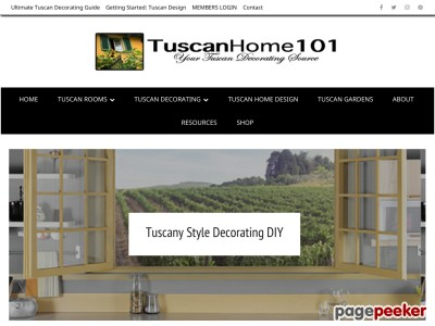 The Ultimate Tuscan Home Decorating Guide – CB – Tuscan Ho...