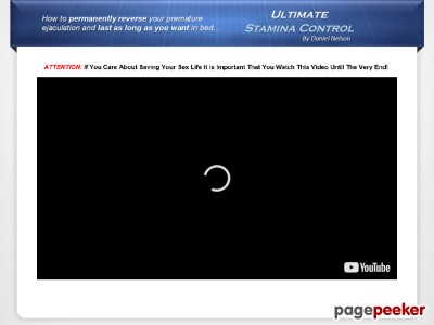 How To Last Longer In Bed For Men Naturally   Ultimate Stamina Control