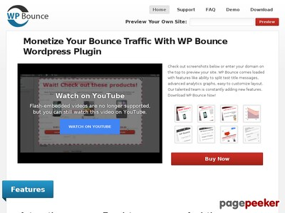 WP Bounce   Monetize Your Bounce Traffic