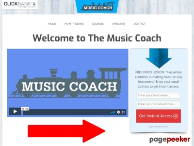 Online music lessons for beginners on guitar, piano, and more