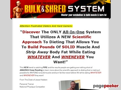 The Bulk And Shred System