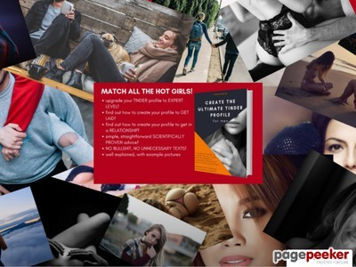 CREATE THE ULTIMATE TINDER PROFILE FOR MEN – Mike Marvin