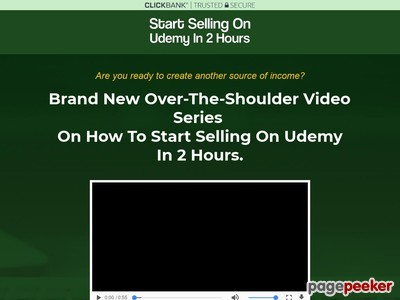 Start Selling On Udemy