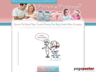 Plan My Baby - Baby Gender Selection - Prince or Princess?