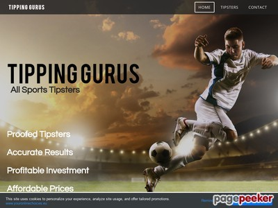 TIPPING GURUS - Tipping Gurus | All Sports Tipsters