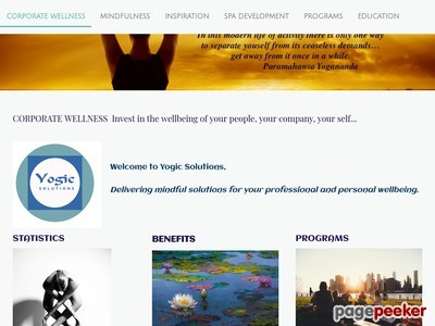 yogic solutions spa design and spa revival - yogic solutions