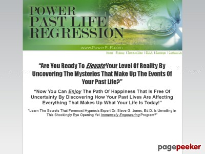 Power PLR by Dr. Steve G. Jones, M.Ed.