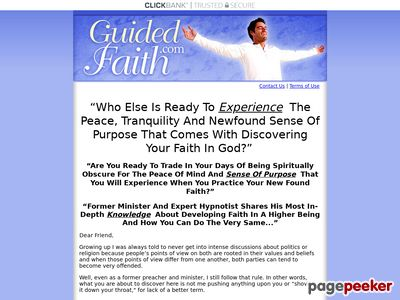 Guided Faith