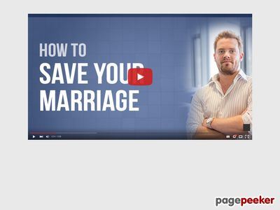 Mend the Marriage Free Video | Welcome