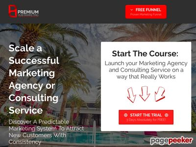 Premium Hub Marketing - Agency Academy