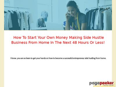 How To Become A Successful Side Hustle Entrepreneur