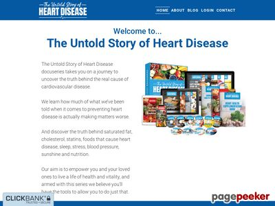 The Untold Story of Heart Disease