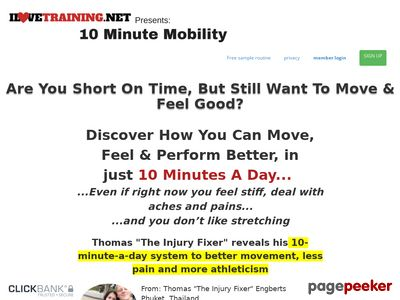 10 Minute Mobility