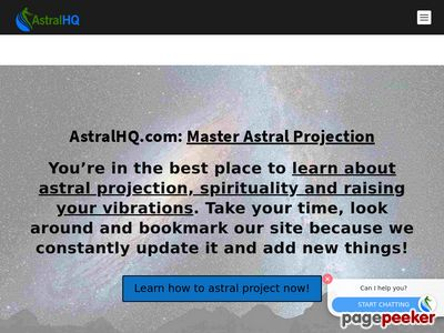The Best Astral Projection Course: Online OBE Training (PDF Ebook)