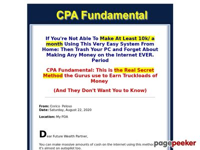 ¶¶ RECOMMENDED: ¶¶ → The CPA Fundamental ©  &#87...