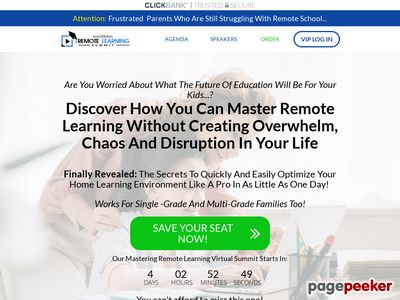 MASTERING REMOTE LEARNING SUMMIT